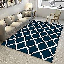 HAODELE Sofa mat 130x180cm Easy Clean Grey Rug