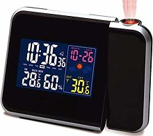 HAOHAO Wireless weather station clock with