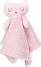 Haokaini Baby Appease Towel, Baby Cartoon Security
