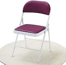 HAOYF Dining Chair High stool chair Comfortable
