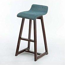 HAOYF Wooden Bar Stools Bar Stools Bar Chair,