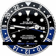 HAOYUN Rolex Fashion Golden Wall Clock GMT-Master