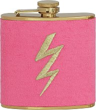 Happiness Lightning Bolt Hip Flask