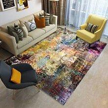 Happves Home Designer Carpet With Contour Cut