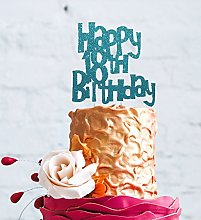 Happy 18th Birthday Fun Style Cake Topper (Made in