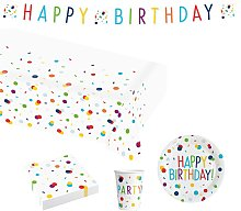 Happy Birthday Spot Party Bundle