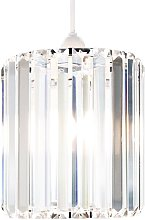 Happy Homewares - Modern Designer Clear Glass