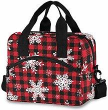 HappyCAT Merry Christmas Lunch Bag Cooler Bag
