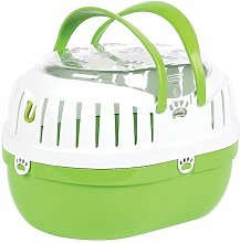 Happypet - 31019 - Small Animal Carrier Green - Med