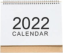haptern Desk Calendar September 2021 - December