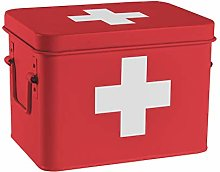 Harbour Housewares Vintage First Aid Storage