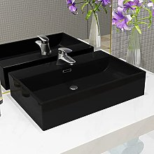 Hardware Plumbing FixturesBasin with Faucet Hole