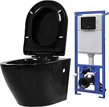 Hardware Plumbing FixturesWall Hung Toilet with