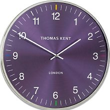 Hargett 40cm Wall Clock Brayden Studio Colour: