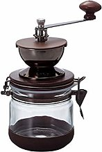 HARIO Ceramic Burr Hand Coffee Grinder Canister