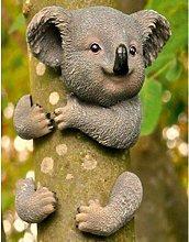 Harkless Koala Bear Garden Tree Peeker Sol 72