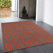 Harlequin 5A Abstract Rug by Asiatic