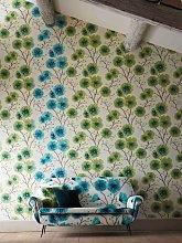 Harlequin Floral Kabala Wallpaper