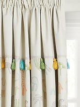 Harlequin Into the Wild Pencil Pleat Blackout