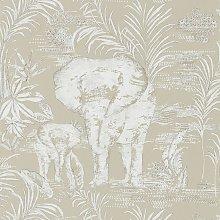 Harlequin Kinabalu Wallpaper