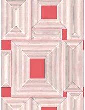 Harlequin Maze Wallpaper