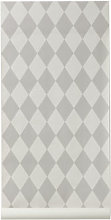 Harlequin Wallpaper - 1 panel by Ferm Living Grey