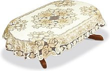 Harlesden Lace Effect Tablecloth Astoria Grand