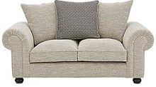 Harley Fabric 2 Seater Scatter Back Sofa