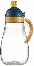 HARLIANGXY Oil Dispenser,Olive Oil Glass