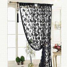 Harpily Net Curtain, Door Window Curtain Room