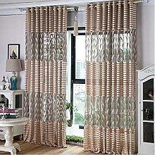 Harpily Striped Feather Window Screens Door