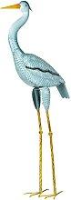 Harry Heron Metal Garden Ornament