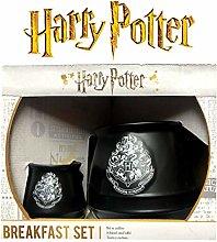 Harry Potter Black Ceramic Egg Cup and Mug
