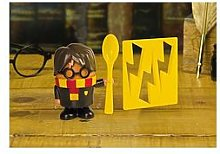 Harry Potter Egg Cup and Toast Cutter, One Colour,