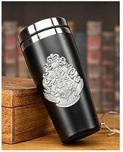 Harry Potter Hogwarts Travel Mug With Metal Badge