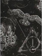 Harry Potter Lumos Glow In The Dark Wallpaper