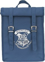 Harry Potter Navy Roll Top Lunch Bag