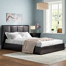 Hartfield Upholstered Bed Frame ClassicLiving