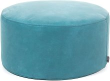 Hartford Pouffe Mercury Row Upholstery Colour:
