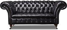 Harvard 2 Seater Chesterfield Sofa Rosalind