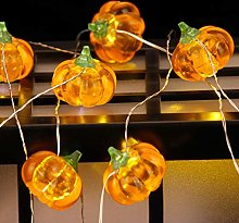 Harvest, Halloween Festive Lighting Decoraions, 3D