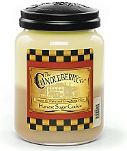 Harvest Sugar Cookie - Large Jar Candle (26oz)