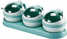 HARVESTFLY Seasoning Box Set - 3 Serving Spoons -