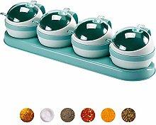 HARVESTFLY Seasoning Box Set - 4 Serving Spoons -