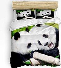 HARXISE Wildlife Animal Duvet Cover Sets, Super