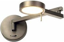Hary adjustable wall light with reading light 1