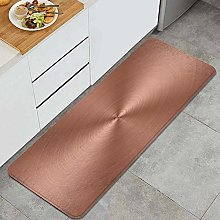 HASENCIV Floor Mat,abstract Copper