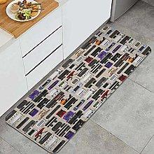 HASENCIV Floor Mat,Gamer video games gamepad