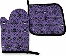 Haunted Mansion Oven Mitts and Pot Holders, 356℉