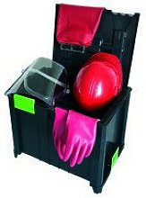 Haupa 220652 – Safety Equipment syscon (5 Pieces)